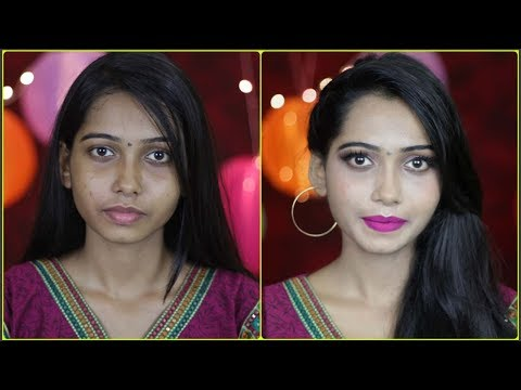 Stunning makeover before and after/indiangirlchannel trisha
