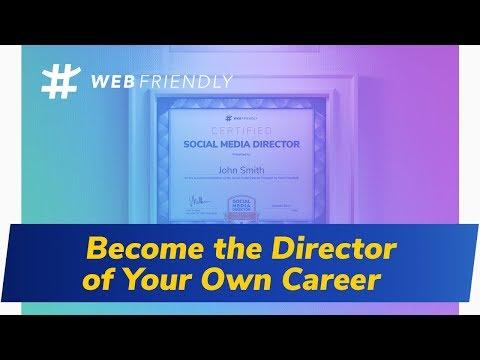 How to Create Your Dream Career as a Social Media Director