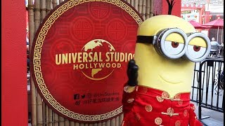 Lunar New Year 2018 highlights at Universal Studios Hollywood