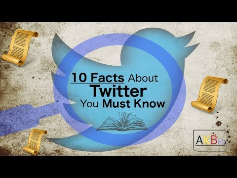 10 Amazing Facts about Twitter you should Know