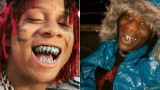 "Trippie Redd ""Responds To Newage Jerkboy For Using His Style For Clout"""