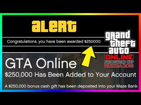 GTA Online World Cup 2018 Update - FREE Money Is Here & Something BIG Coming Later? (GTA 5 DLC)