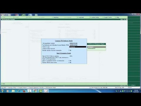 ACTIVATION OF VARIOUS STATUTORY AND ACCOUNTING FEATURES IN TALLY ERP-9