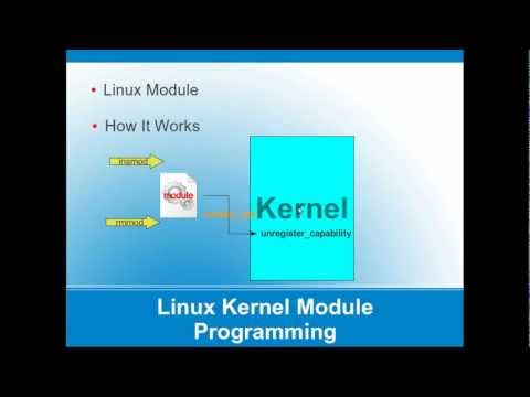 Linux Kernel Module Programming - 02
