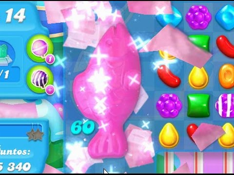 Candy Crush Soda Saga LEVEL 235 ★★★ STARS( No booster )