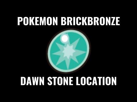 Pokemon Brickbronze: Where to Find DAWN STONE
