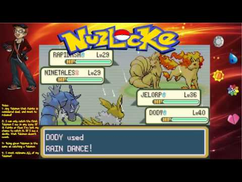 Pokemon Fire Red Nuzlocke Challenge! Day 4! Anymore, Soul badge or Marsh badge first? - 3 / 15
