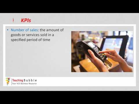 VCE Business Management - Key Performance Indicators