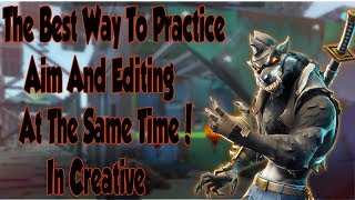 the best way to practice editing and close quarter