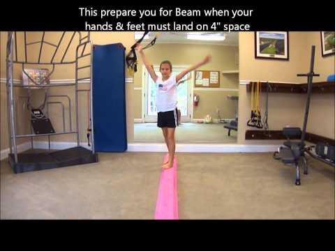 Make Your Own Balance Beam