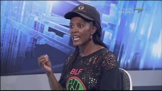 Question Time: BLF (Luthuli House marches), 05 February 2018