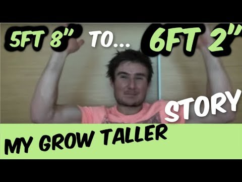 How To Grow 3-6 Inches Taller in 90 Days - Lance's Story...
