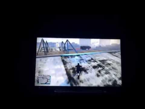 Four man squad GTA 5 enduro bike fun