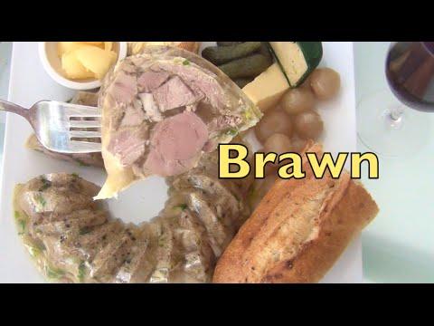 Brawn Luncheon Meat Pressure Cooker recipe cheekyricho how to make episode 1,009