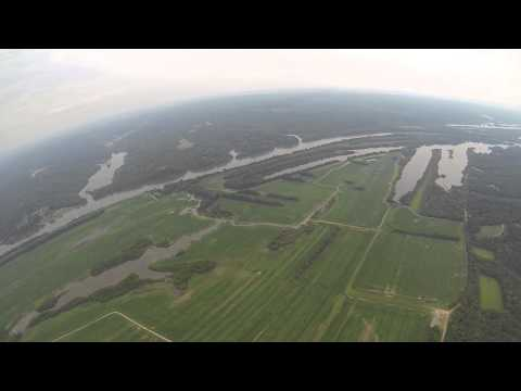FLYING HIGH WITH A HOBBYZONE SUPER CUB RC PLANE(UNCUT)