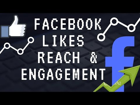 5 Tricks to Increase Your Facebook page Likes ,reach and engagement organically | 2017