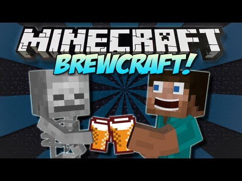Minecraft   BREWCRAFT! (Moonshine and Cider!)   Mod Showcase [1.4.7]