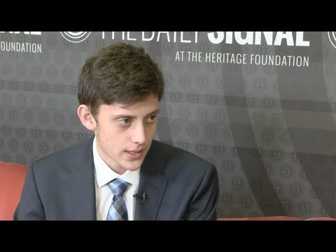 Parkland Student Kyle Kashuv on Confronting Critics of Guns | The Daily Signal