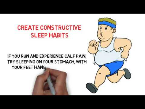 Create Constructive Sleep Habits