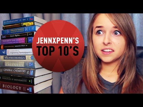 Jennxpenn's Top 10 Ways To Get Your Homework Done