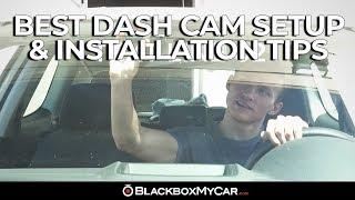 Best Dash Cam Setup & Installation Tips   BlackboxMyCar