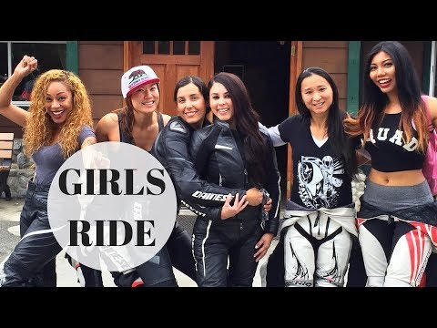 All Girls Motorcycle Ride |  L.A. Meet Up