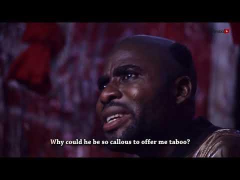 Irawo Owuro Latest Yoruba Movie 2017 Drama Starring Ibrahim Chatta  Cover