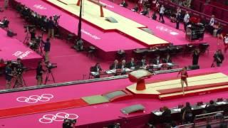 Jordyn Wieber   Vt   Team Final Olympics 2012