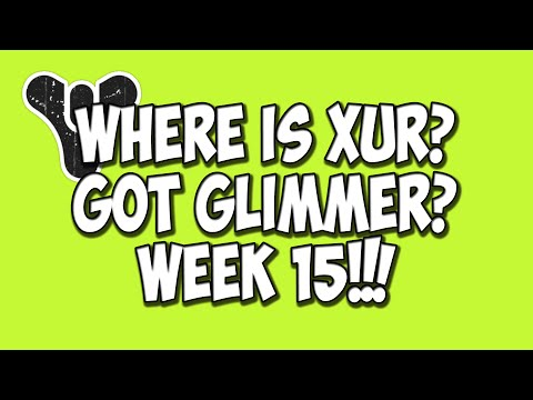 Where Is Xur?? Week 15 (Destiny Xur Location December 19)