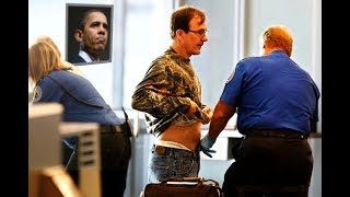 TSA Enhanced Pat Down Designed To Save America!