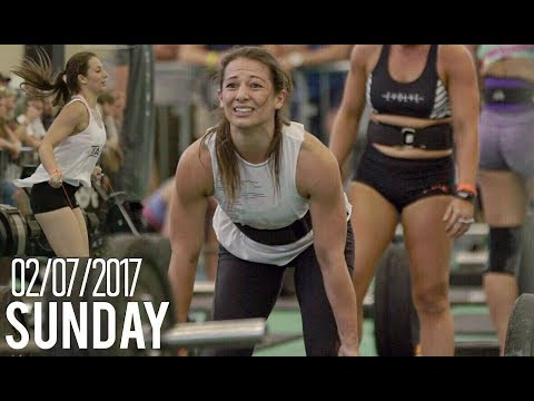 THE RAINHILL TRIALS: Her FIRST ever INDIVIDUAL CROSSFIT competition