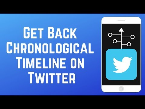 How to Switch Back to Chronological Timeline on Twitter – Newest Tweets First!