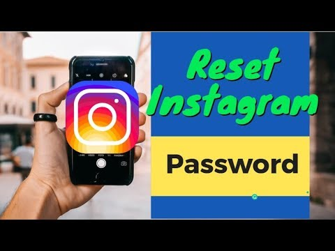 How to Reset your Instagram Password if you Forgot it 2017