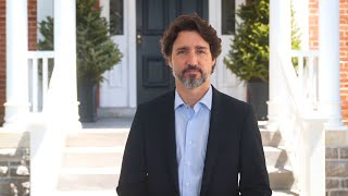 Prime Minister Trudeau delivers a message on Eid al-Fitr