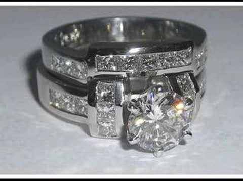 $5688.00 PLATINUM diamond ring real genuine 2.71 carats