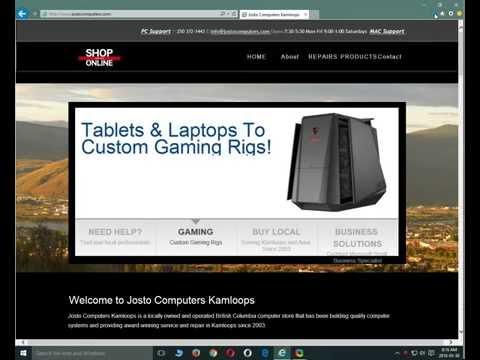 How to set Internet Explorer 11 homepage