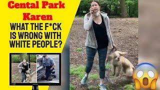 Central Park 'Karen' Amy Cooper & George Floyd