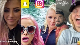 WWE Instagram Videos - 9tube tv