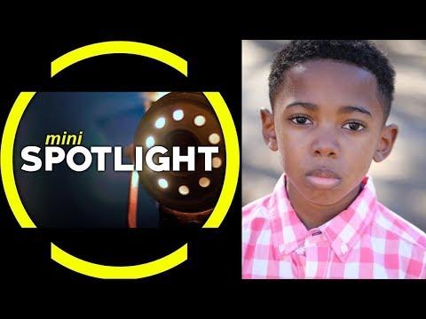 Seth Carr Interview | AfterBuzz TV Mini Spotlight