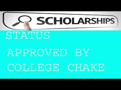 How to check scholarship status approved by college #jharkhand #hindi// BY:-godda INFO
