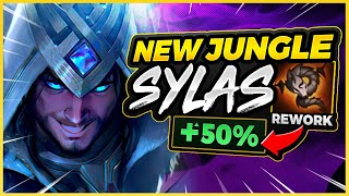 RIOT JUST GAVE JUNGLE SYLAS A HUGE BUFF! - League of Legends