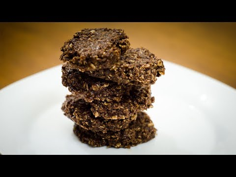 HOW TO MAKE NO BAKE OATMEAL COOKIES I Without Oven & Eggless