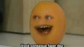 videos da laranja irritante para celular