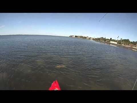 How to catch BIG BULL REDFISH!!! w/ Casting Kayaks