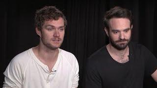 Charlie Cox, Finn Jones join forces for Marvel