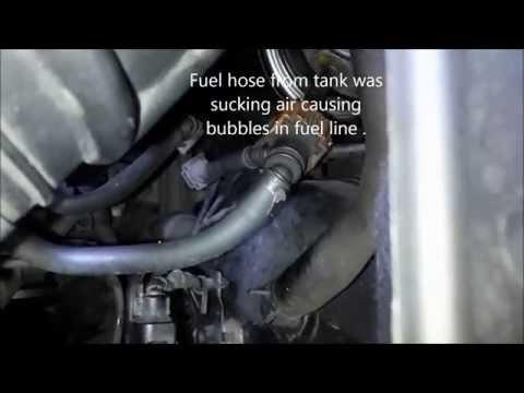 1.6 CRDI engine problem P1186