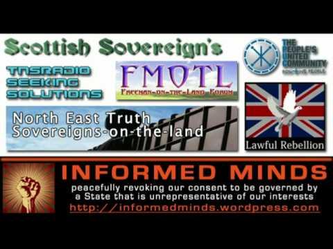 Unlawful Council Tax - Lawful Rebellion - PART 1