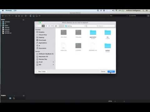 Codeigniter, and Bootstrap 3. Basic site