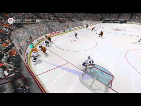 NHL 14 Online Teamplay as Goalie