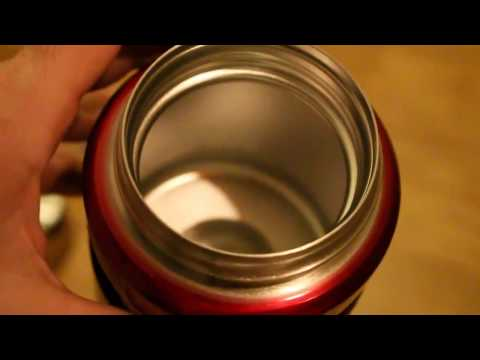 Thermos Food Jar - unboxing, info and review in the descrition